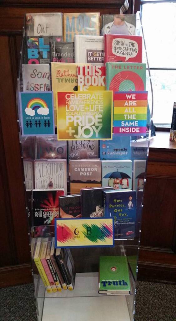 PridePeaceDaleLibrary