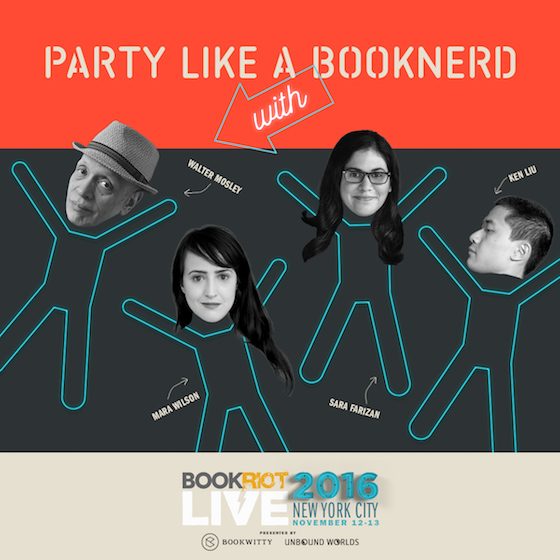 Party Like a Booknerd