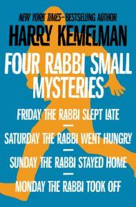 four-rabbi-small-mysteries-by-harry-kemelman