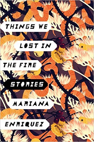 cover of things we lost in the fire by