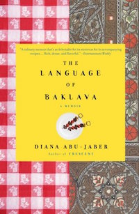 cover for The Language of Baklava by Diana Abu-Jaber