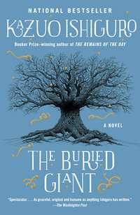 The Buried Giant by Kazuo Ishiguro cover