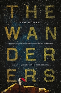 The Wanderers by Meg Howrey cover