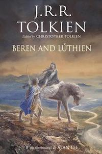 cover of Beren and Luthien by JRR Tolkien