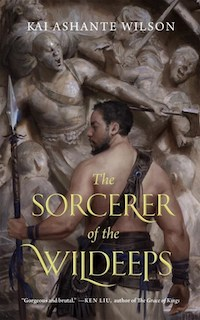 cover of Sorcerer of the Wildeeps