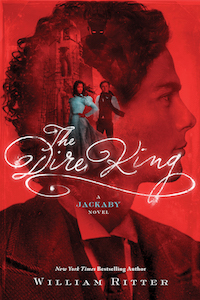 cover of The Dire King by William Ritter