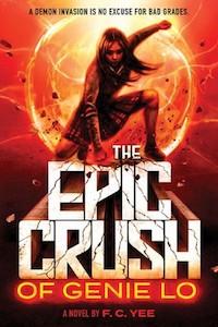 epic crush of genie lo cover