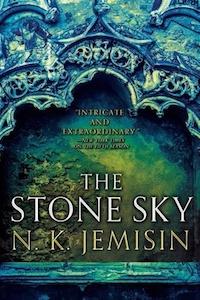 stone sky by NK Jemisin cover