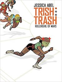trish trash volume 1 cover