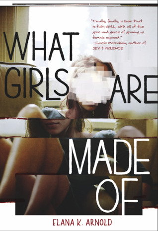 The cover of What Girls Are Made Of