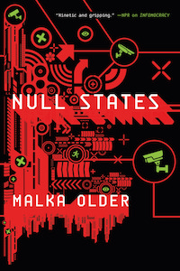 cover of Null States by Malka Older
