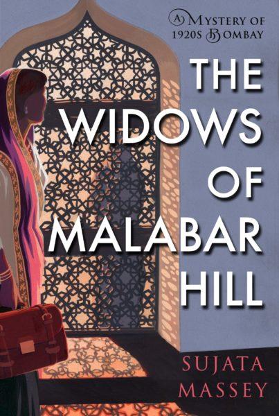 widows of malabar hill cover image