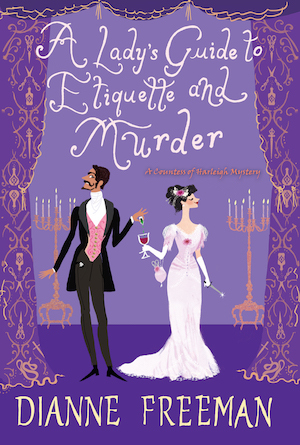 A Lady's Guide to Etiquette and Murder Cover