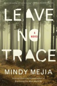 Leave No Trace by Mindy Mejia cover image