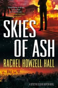 Skies of Ash by Rachel Howzell Hall cover image