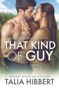 cover of that kind of guy by talia hibbert