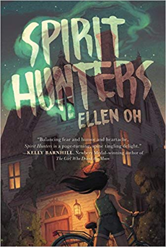 Cover of Spirt Hunters