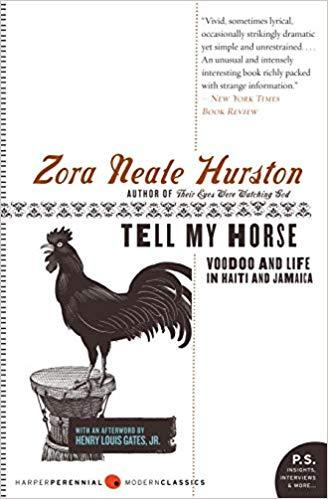 Tell my horse by zora neale hurston the fright stuff