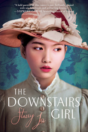 the cover of The Downstairs Girl