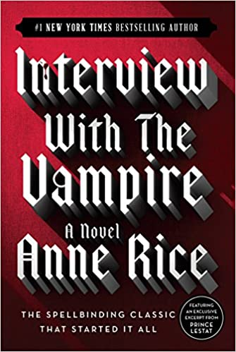 cover of interview with the vampire by anne rice