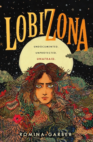 book cover for lobizona