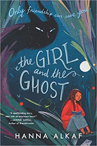 Cover of The Girl and the Ghost by Hanna Alkaf