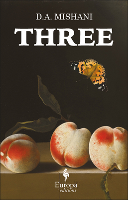 Book cover for Three by D.A.Mishani