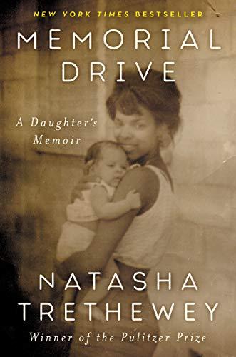 cover of Memorial Drive by Natasha Trethewey