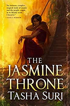 The Jasmine Throne cover