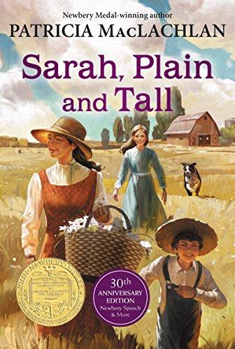 Sarah Plain and Tall Book Coer