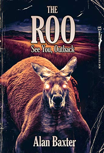 Cover of The Roo by Alan Baxter