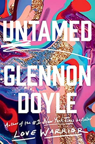Untamed cover by Glennon Doyle