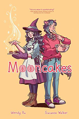 Mooncakes cover