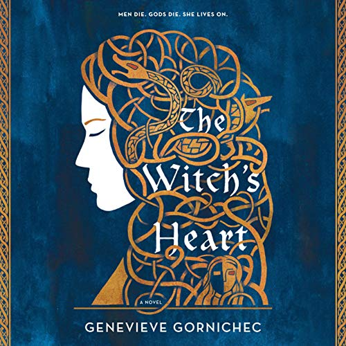 cover image of The Witch's Heart by Genevieve Gornichec
