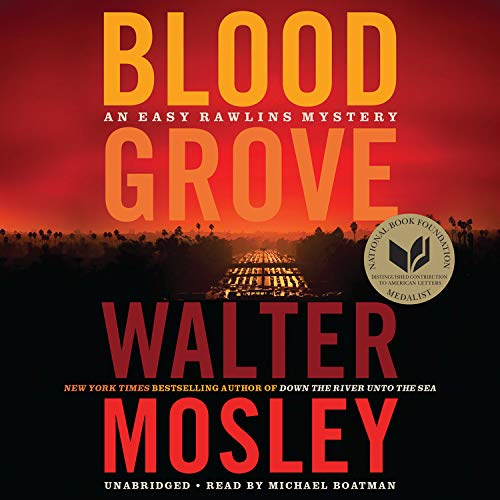 cover image of Blood Grove by Walter Mosley