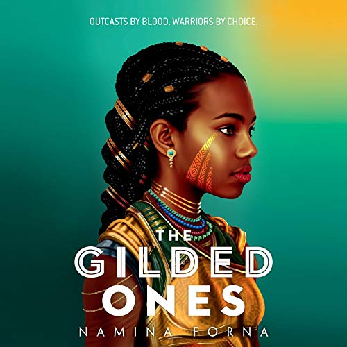 cover image of Gilded Ones by Namina Forna