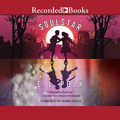 audiobook cover image of Soulstar by C.L. Polk
