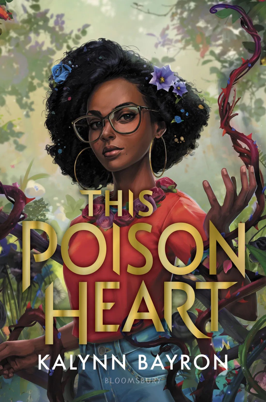 Cover of This Poison Heart by Kalynn Bayron
