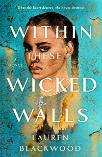 Cover of Within These Wicked Walls by Lauren Blackwood
