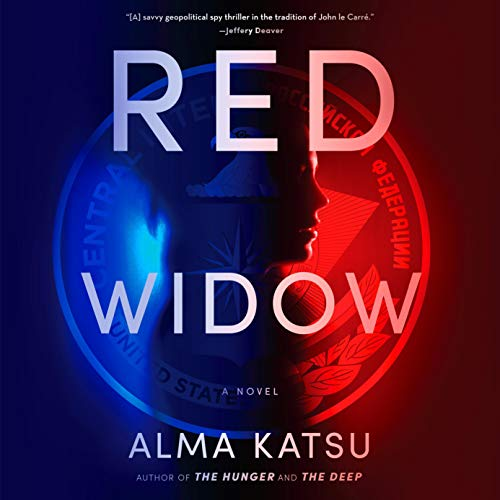 audiobook cover image of Red Widow By: Alma Katsu Narrated by: Mozhan Marnò