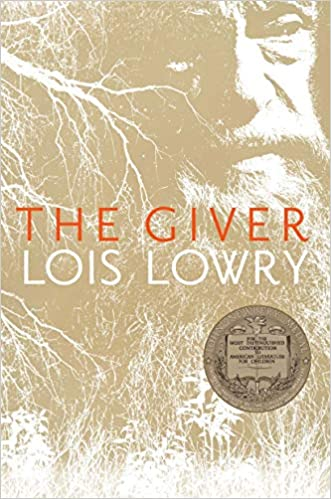 The Giver by Lois Lowery Book Cover