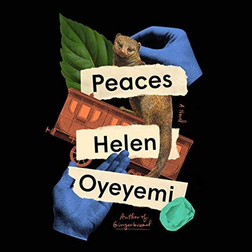 audiobook cover image of Peaces by Helen Oyeyemi