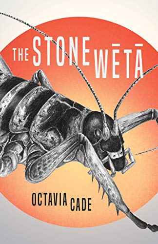 Cover for The Stone Weta by Octavia Cade