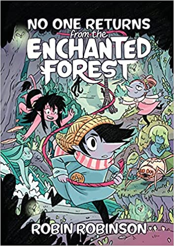 cover of No One Returns From the Enchanted Forest