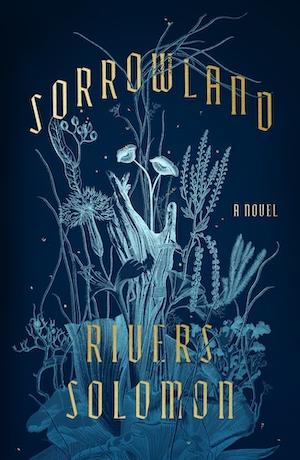 Sorrowland cover