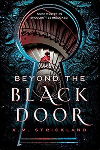 cover of Beyond the Black Door