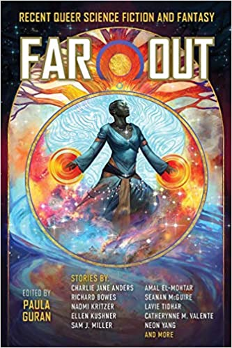 Cover of Far Out edited by Paula Guran