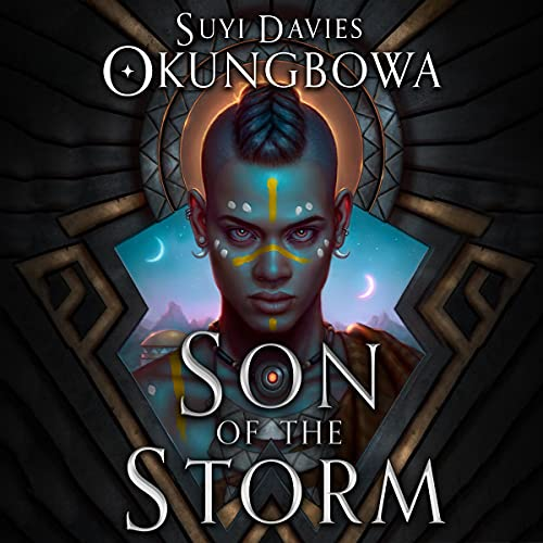 audiobook cover image of Son of the Storm by Suyi Davies Okungbowa
