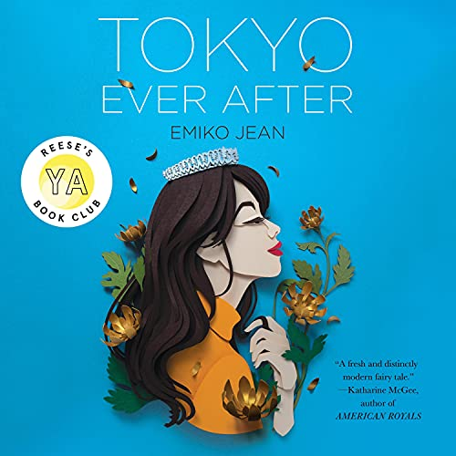 audiobook cover image of Tokyo Ever After by Emiko Jean
