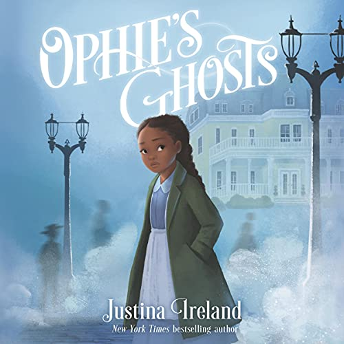 audiobook cover image of Ophie's Ghosts by Justina Ireland